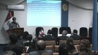 SEMINARIO: CRIMINALIDAD ORGANIZADA Y DELITOS DE EXTORISÓN