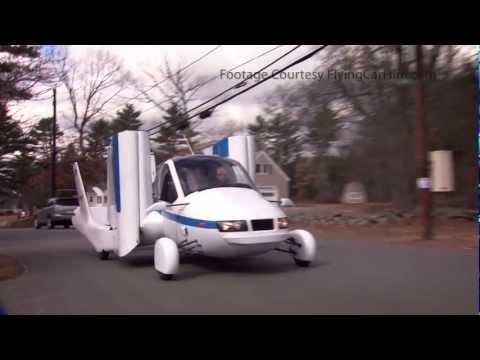 Terrafugia - Flying Car : The Transition(R) [720p]