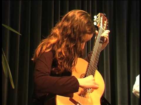 Classical Guitar Duo - Farruca