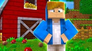 Minecraft Sobrevivência #75 - Detalhando toda a Fazenda com Novas Construções!!