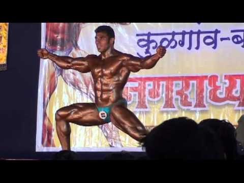 Suhas khamkar sangram chaughule indian bodybuilding badlapur shree