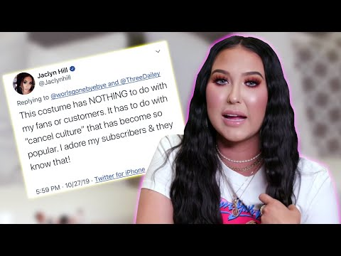jaclyn hill's halloween party was a MESS thumbnail