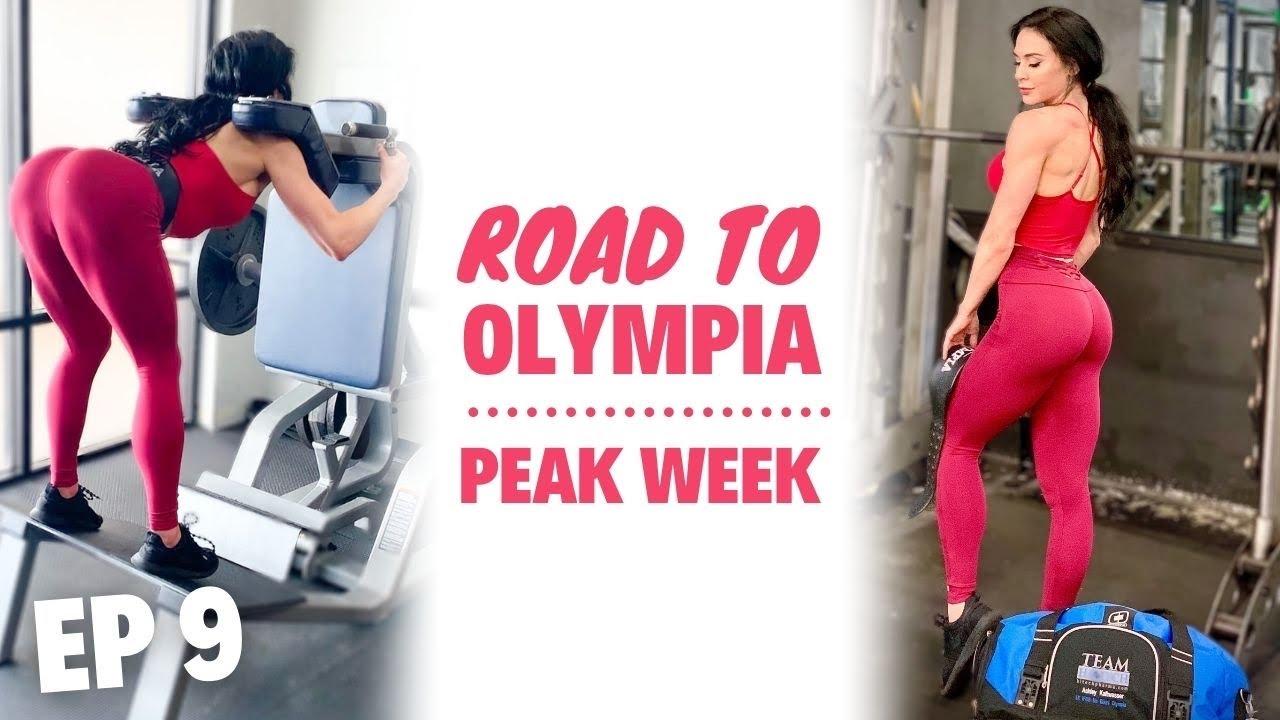 PEAK WEEK | Road to the Olympia