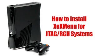 How to Install XeXMenu on a JTAG/RGH [Easy Tutorial]