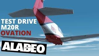 Test Drive   Alabeo M20R Ovation   4K