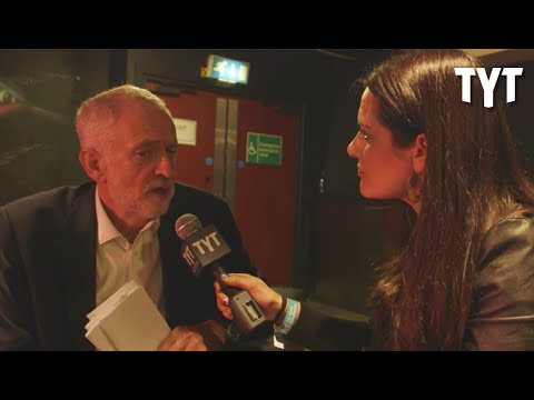 Jeremy Corbyn On The Global Populist Left Uprising