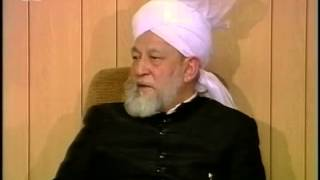 Question and Answer Session (25 March 1996, part 2) with Hadhrat Mirza Tahir Ahmad