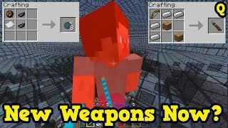 Minecraft Xbox / PE 1.4 Aquatic Differences & New Weapons?