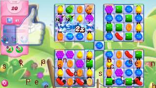 Candy Crush Saga Level 1440/No BOOSTERS