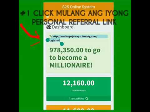 S2s :-) PANO MAG ENCODE OR MAG REGISTER NG ACCOUNT ?