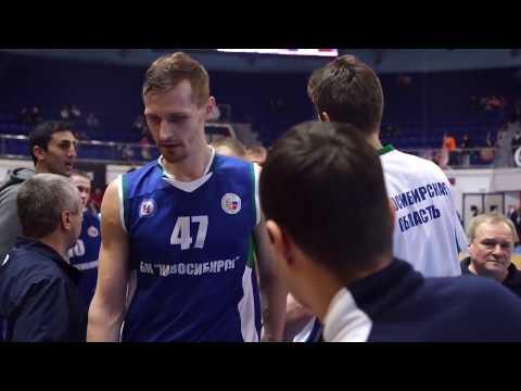 «Новосибирск» побеждает «Парму» в полуфинале Кубка России. источник РФБ ТВ