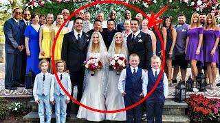 """Эта свадьба """"взорвала"""" интернет... Присмотревшись на фото, Вы поймёте почему..."""