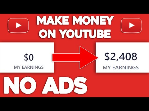 Make $2000 A Day On YouTube For FREE (Make Money Online)