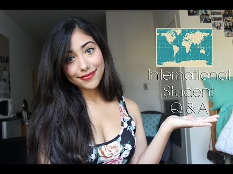 International Student Q&A