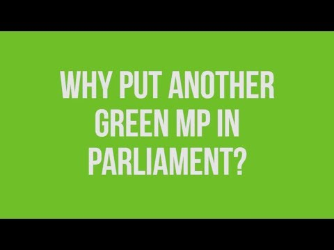 One Green MP