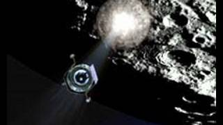 OVER NINE THOUSAND km/hour crash into the moon! (to find water?!)
