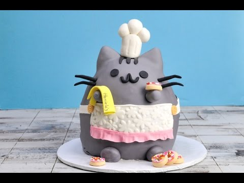 How Do I Make A Cat Out Of Fondant