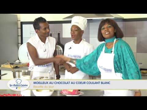 21   Moelleux au chocolat