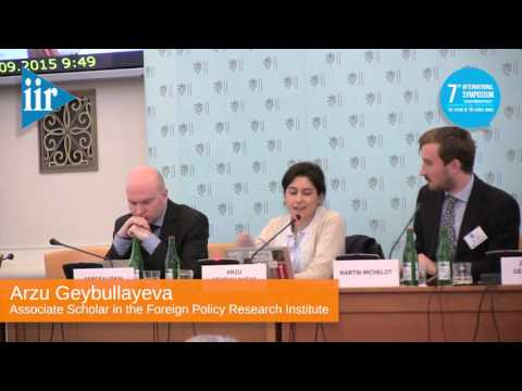"7th International Sympozium ""Czech Foreign Policy"": Thursday, Panel I"