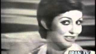 Иранская певица Гугуш