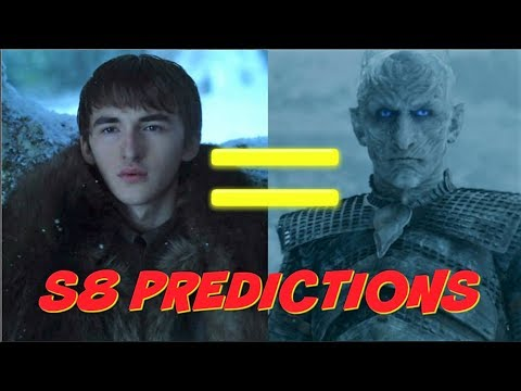 Game Of Thrones Season 8 Bran Stark's  Fate  - Is Bran Stark The Night King S8 Predictions Debate