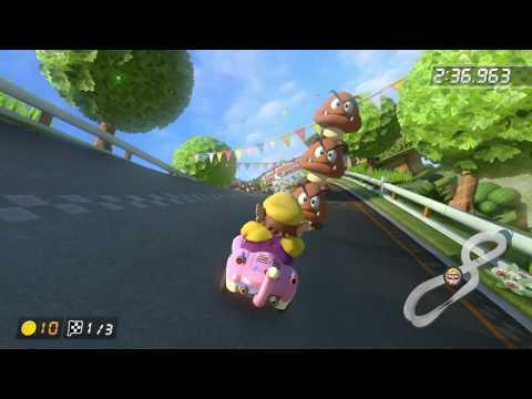 【マリオカート8DX】早溜め、着ドリ、ニュートラルドリフトを解説する