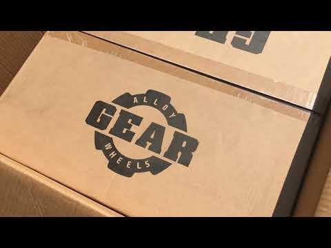 UNBOXING Gear Alloy WHEELS For My Powerstroke!!!