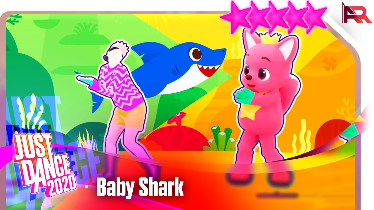 Just Dance 2020: Baby Shark by Pinkfong - 5 Stars Gameplay ...