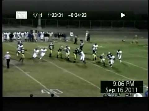 QB #14 Tyrell Maxwell (EDISTO HIGH SCHOOL FOOTBALL ) Sophmore highlight film