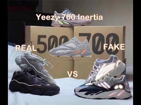 171dca10c04 Real VS Fake Yeezy 700 Inertia