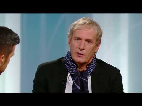 Michael Bolton on George Stroumboulopoulos Tonight: INTERVIEW