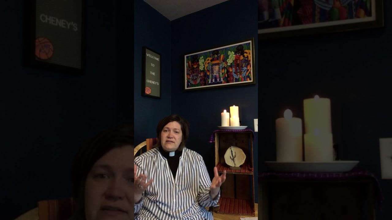 Mid-Week Lenten Check-In April 1, 2020