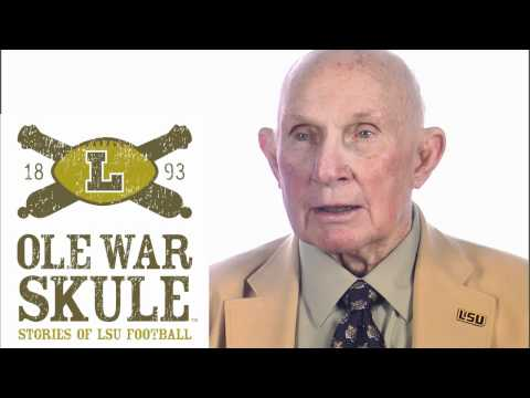 Ole War Skule Outtakes: Stories of LSU Football - YA Tittle