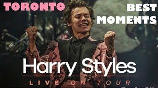 HARRY STYLES HIGHLIGHTS FROM TORONTO 2018