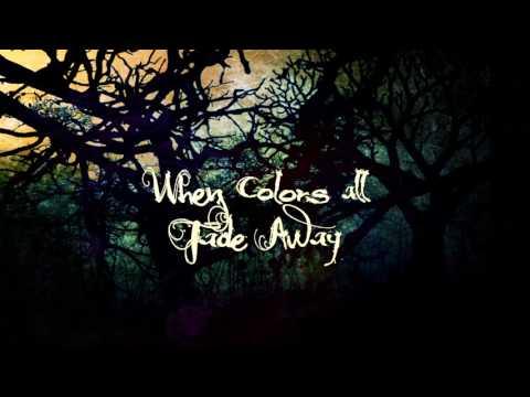 Blackfinger - When Colors Fade Away (Official Lyric Video)