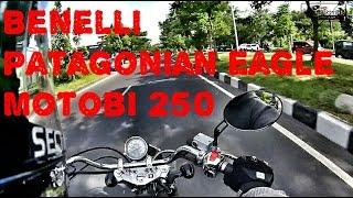 Fakhrihp Motovlog - Bukan Review Benelli Patagonian Eagle Motobi 250 (First Ride) thumbnail