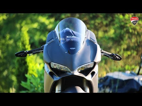 Carbon Panigale gets Custom Fabrication!