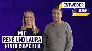 René und Laura Rindlisbacher werden sich nicht einig   Entweder/Oder   Folge 2