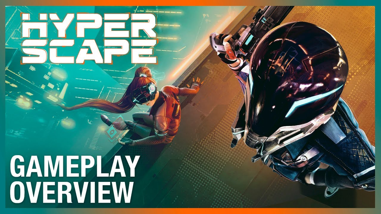Hyper Scape Gameplay Overview Trailer Ubisoft Na
