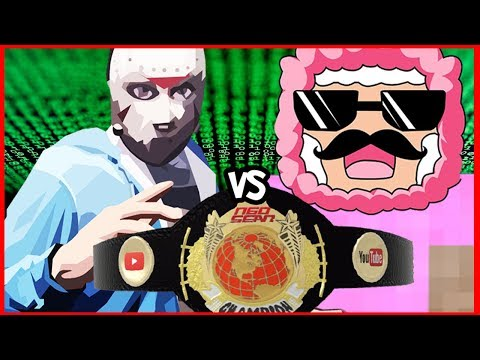 H2O Delirious vs Pink Sheep | N60 Championship | WWE 2K17 | Falls Count Anywhere