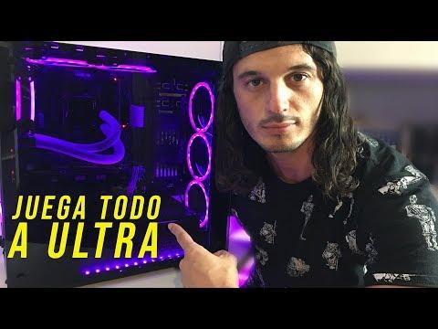 El PC GAMER PARA JUGAR A TODO 2018 |...