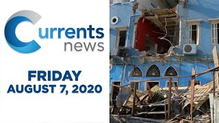 Currents News full broadcast for Fri, 8/7/20 (Catholic news)