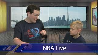 2019 North Jersey Sports Talk Radio NBA LIVE DEVIN