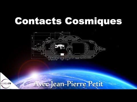 « Contacts Cosmiques » avec Jean-Pierre Petit - NURÉA TV