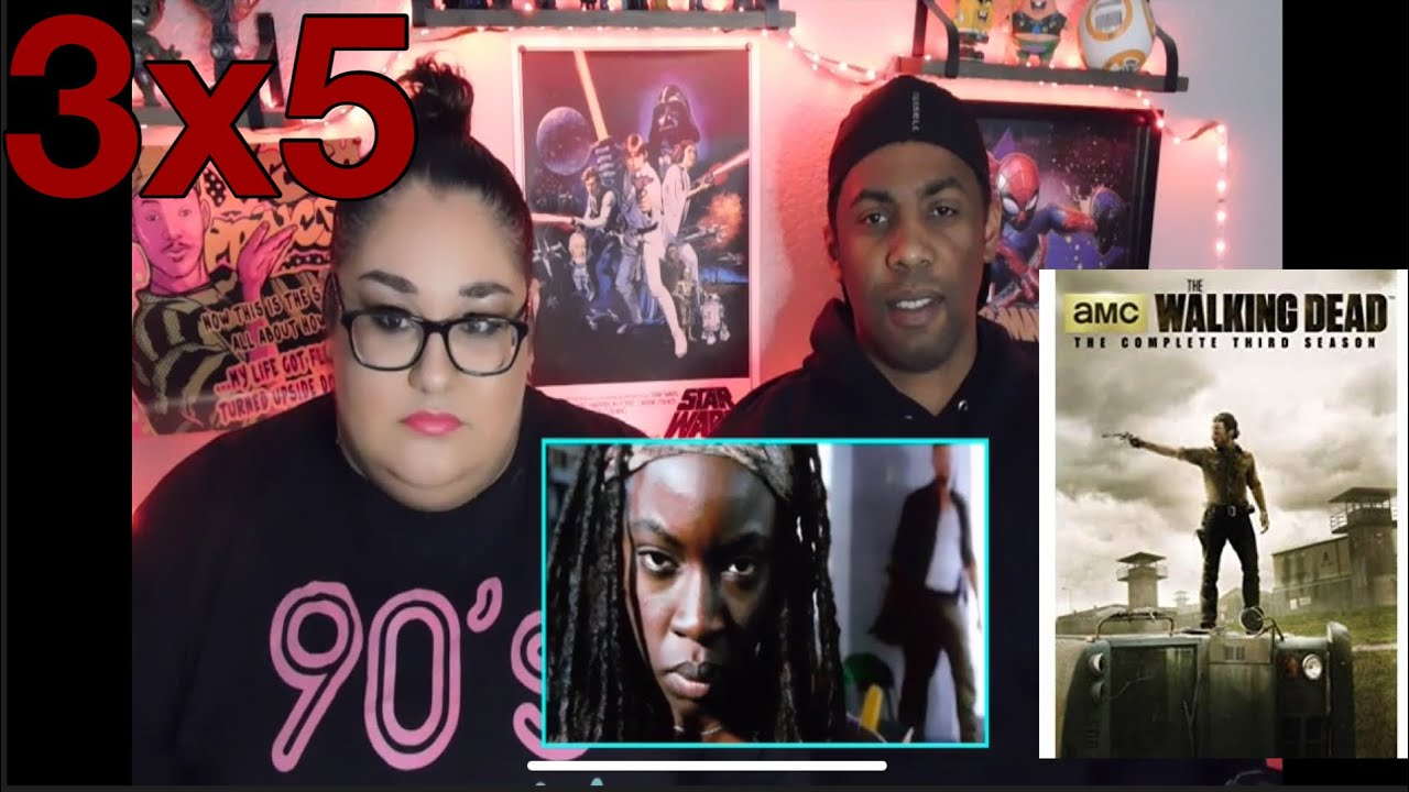 Download The Walking Dead 3x5: Say the Word Reaction!!!