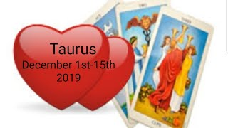 Taurus ❤ December 2019 * These ups & downs are necessary.  Ride the wave to healing!