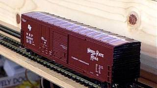 Streamlined Backshop Services HO-Scale Sound Box Car w/ SDN144PS Decoder