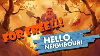 hello neighbor alpha 4 download