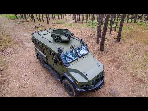 Military gear - Brunei and Egypt Shows Interest in New Ukrainian «Varta» Armoured Vehicles