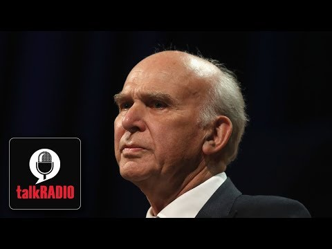 Julia Hartley-Brewer faces off against Sir Vince Cable in discussion over Brexit